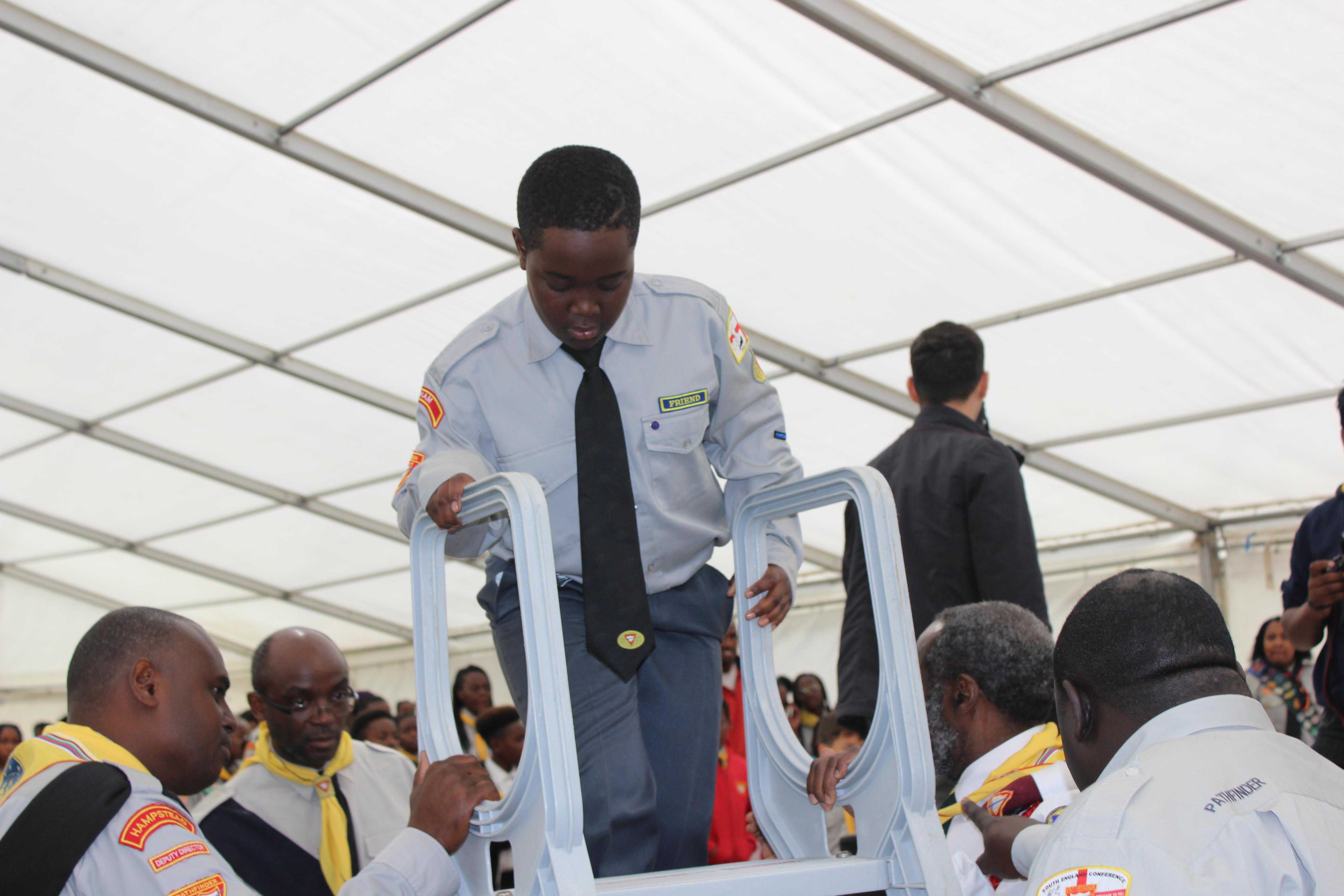 Balham Seventh-day Adventist Church - Viewing: Photo